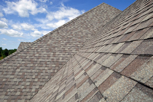 Homes roofed with asphalt shingles in Paoli