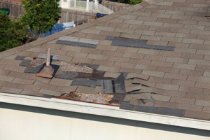 Roof Shingle Blow-off Repair in West Chester, Wayne