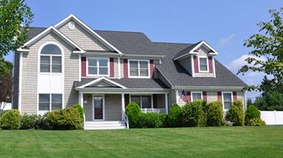 Maintained siding in West Chester